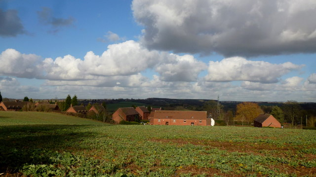 Arable and housing