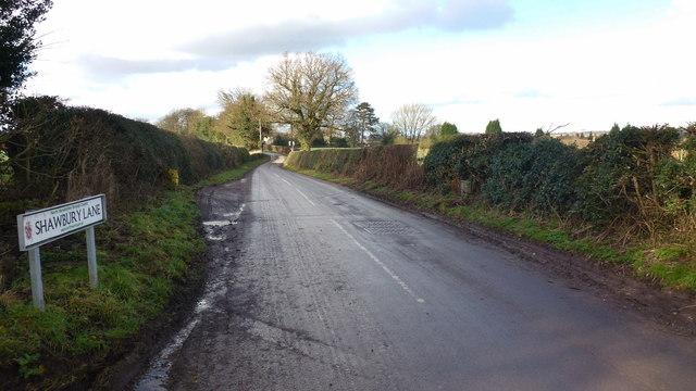 Shawbury Lane