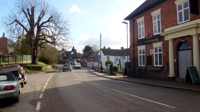 Fillongley