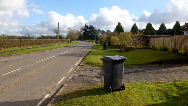 Coventry Road, Fillongley, 1