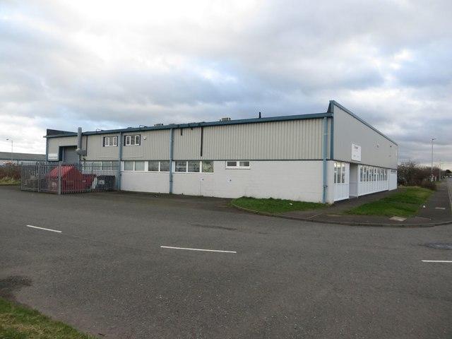 Light industrial building, Cowley Road, Blyth