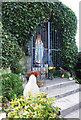 TQ2273 : St Joseph, Roehampton Lane, Roehampton, SW15 - Shrine by John Salmon