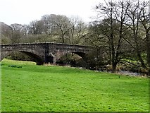 SD7152 : Slaidburn Bridge by Philip Platt