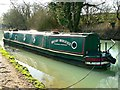SU2763 : 'Whisby Wanderer', Kennet & Avon canal, west of Great Bedwyn by Brian Robert Marshall