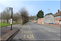 NS5225 : Mill Street, Catrine by Billy McCrorie