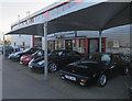 TL4155 : Cars for sale, Wallis & Son by Hugh Venables