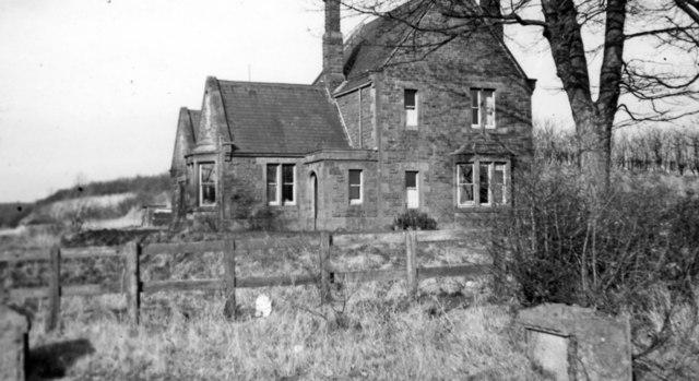 Papcastle station, remains 1952
