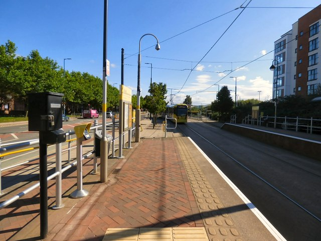 Ladywell tram stop