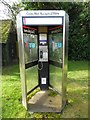SP9304 : Former KX300 Telephone Kiosk at Asheridge by David Hillas