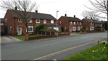 SD2806 : Local Authority Housing by Peter Mackenzie