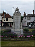 SU9877 : Datchet War Memorial by Eirian Evans