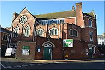 TQ5839 : Tunbridge Wells United Reformed Church by N Chadwick