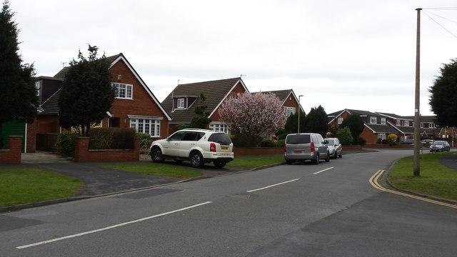 Houses in Langdale Avenue
