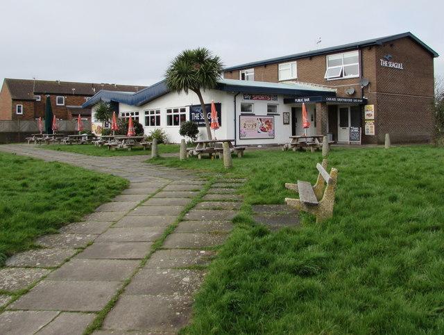 Seagull pub, Porthcawl