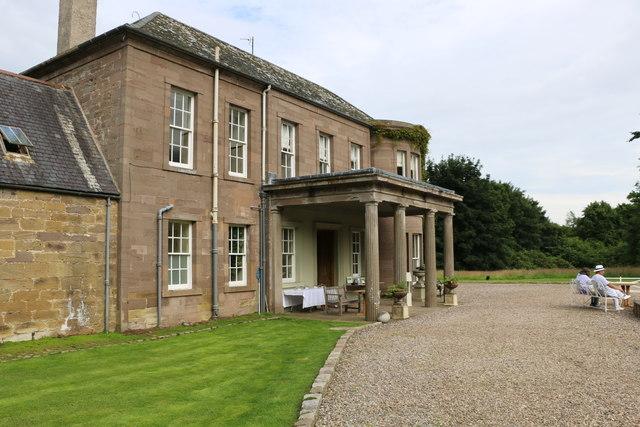 Langley Park House, near Kirkhill, Angus