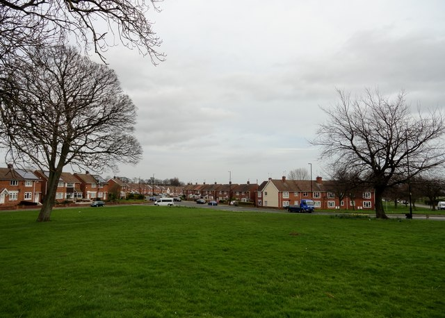 Grassed area beside Gleneagles Road