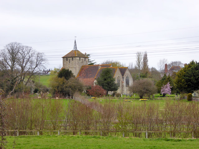 Ruckinge church