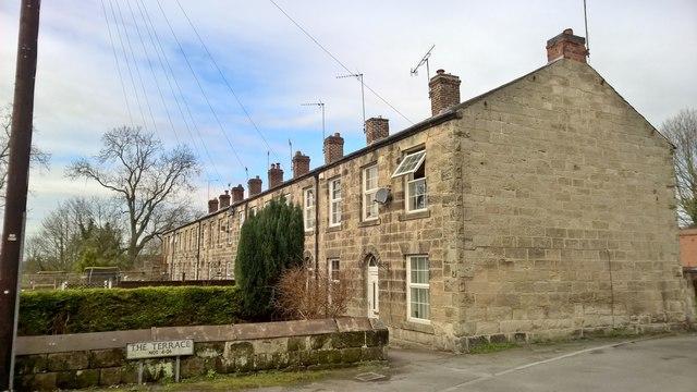 The Terrace, Church Mayfield