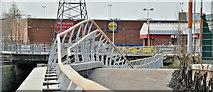 J3674 : The Connswater, Belfast - March 2017(2) by Albert Bridge