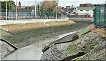 J3674 : The Connswater, Belfast - March 2017(3) by Albert Bridge