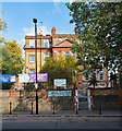 TQ3086 : Montem Primary School, Holloway by Julian Osley