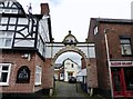 SJ7066 : The White Bear, Middlewich by Jonathan Hutchins