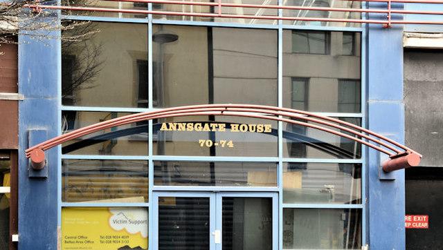 Annsgate House, 70-74 Ann Street, Belfast - March 2017(3)