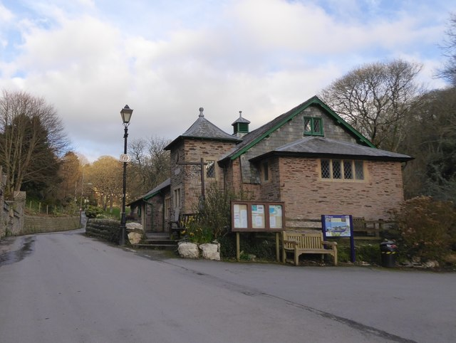 The village hall at Lee