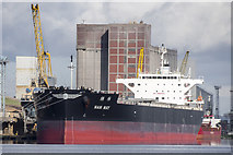 J3576 : The 'Nan May' at Belfast by Rossographer