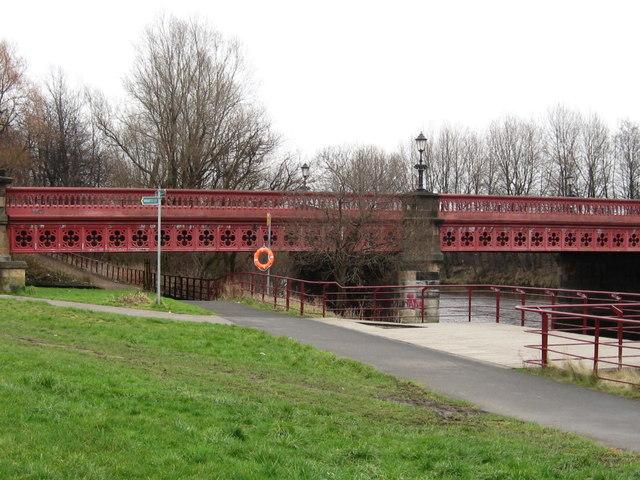 Dalmarnock Road Bridge