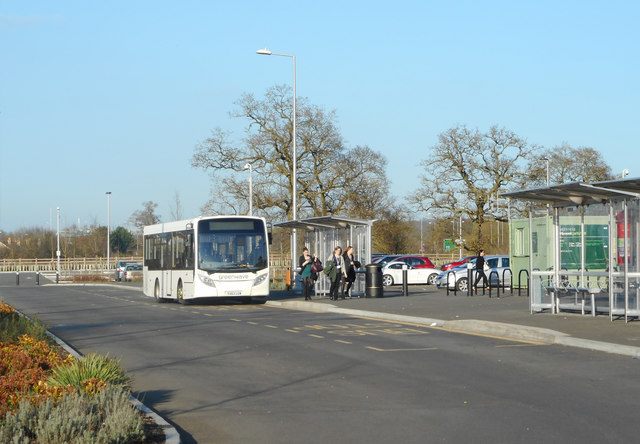 Mereoak Park & Ride