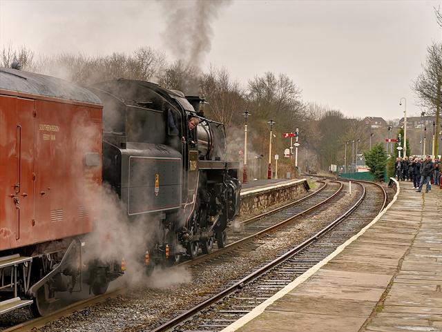 2.15 Departure for Bury