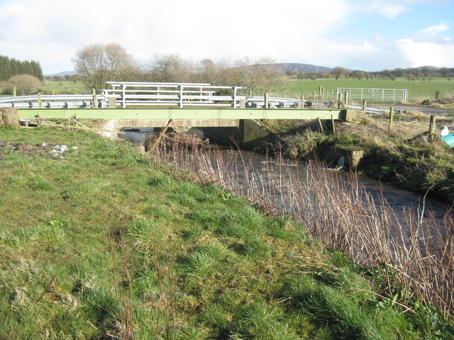 The Water of Leith at Haughhead Farm