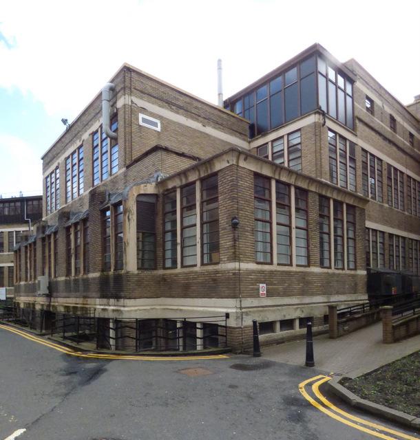 Joseph Black Building, University of Glasgow