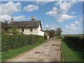 TL2940 : Gatley End Farm by John Sutton