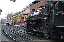 SD8010 : Bury Bolton Street Station - waiting its turn by Chris Allen