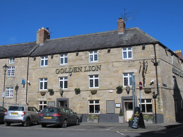 The Golden Lion, Corbridge