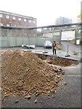 SU7273 : Hole in the Ground by Bill Nicholls