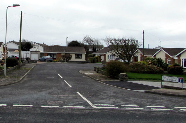 Caldy Close, Nottage, Porthcawl