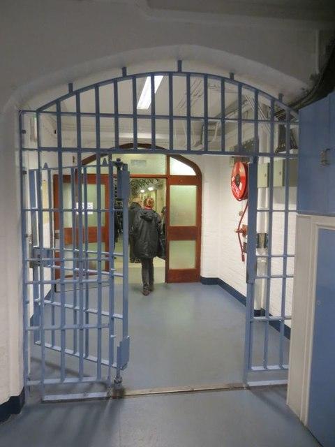 Into the Prison