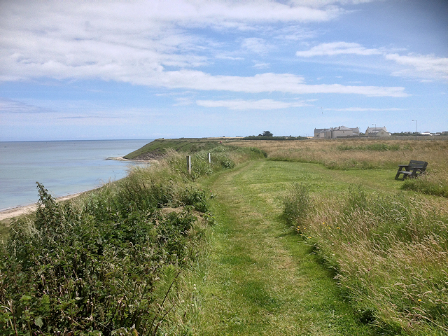 South Wexford Coastal Path, Rosslare Harbour