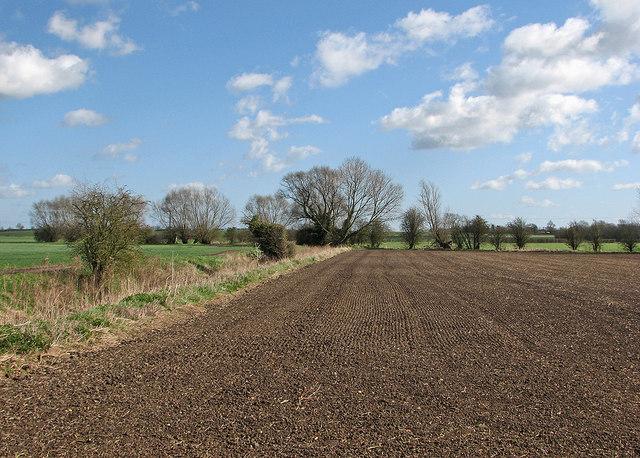 The northernmost corner of Hertfordshire