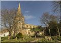SE7984 : Ss Peter & Paul church, Pickering by J.Hannan-Briggs