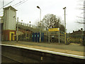 SJ7789 : Timperley station access by Stephen Craven