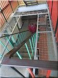 SU7273 : Up the Stairs by Bill Nicholls