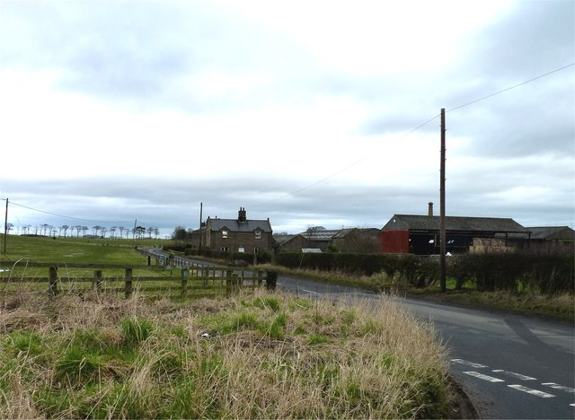 Preston Mains farm