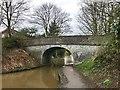 SJ7065 : Bridge no.28, Shropshire Union Canal Middlewich branch by Jonathan Hutchins