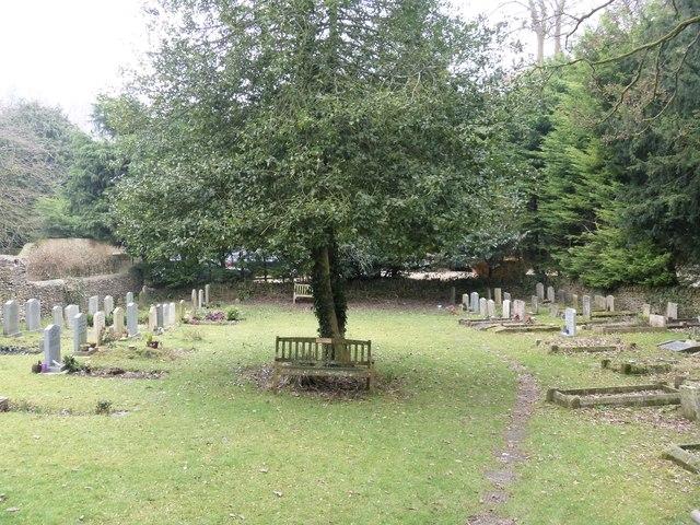 Castle Combe [15] - graveyard (1)