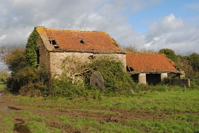 Old Farm Buildings, Commonwood Farm, Sherston, Wiltshire 2014