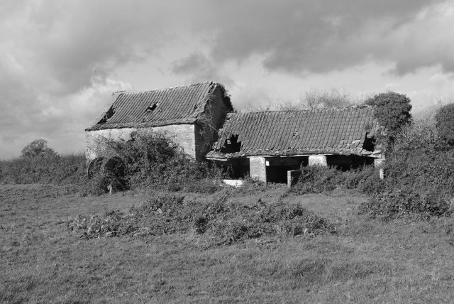 Old Farm Buildings, Commonwood Farm, Sherston, Wiltshire 2014